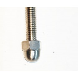 Threaded rod for WT-6SSS Turnbuckle for Stainless Steel cable railing.