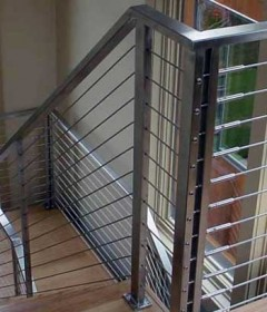 Cable Railings Balusters and Accessories