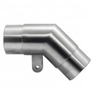 Brusher Stainless Steel 135 degree Elbow for 50.8mm pipe