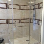 Showers and glass hardware